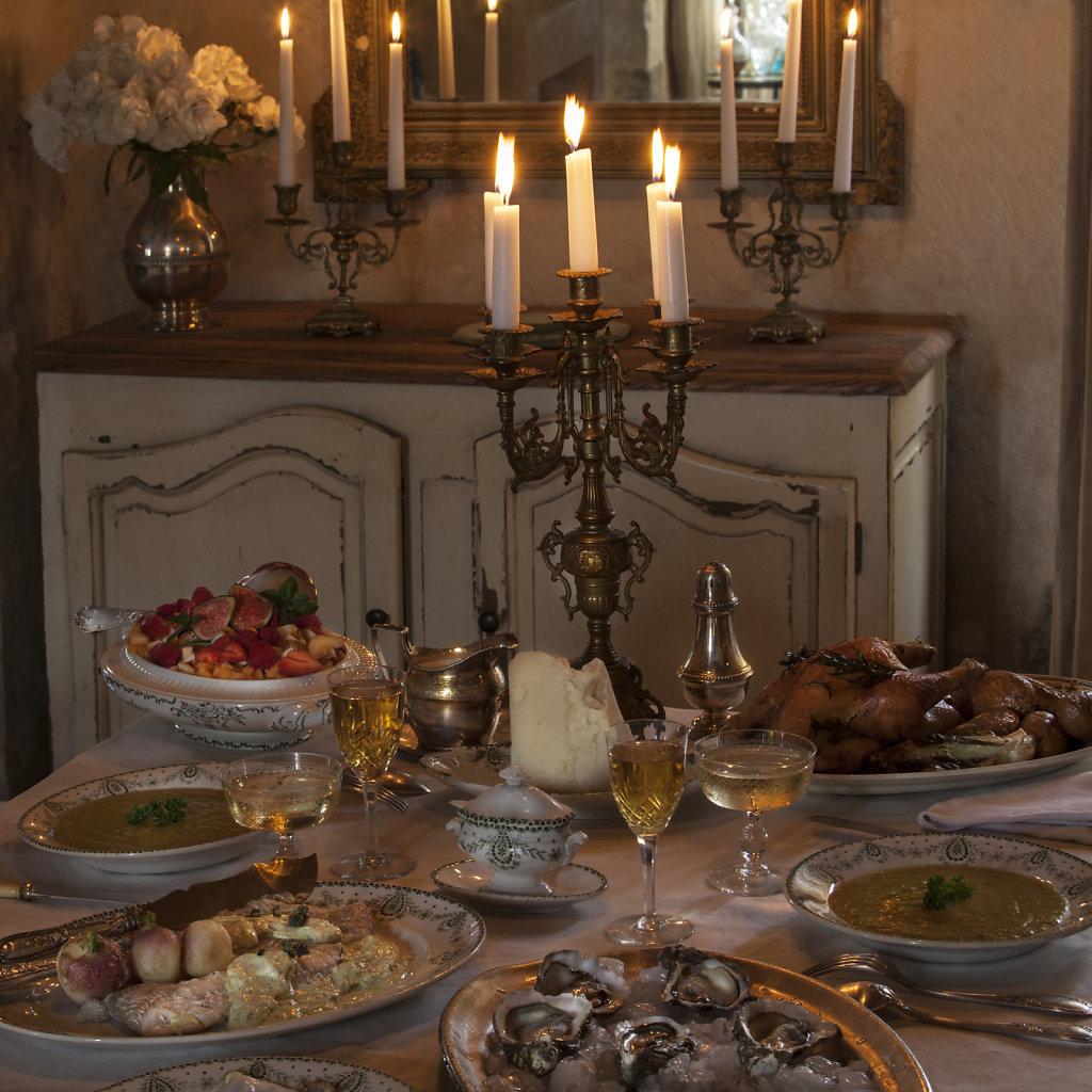"© Charles Roux - Fictitious Feasts : ""Anna Karenina"" (Leo Tolstoy)"