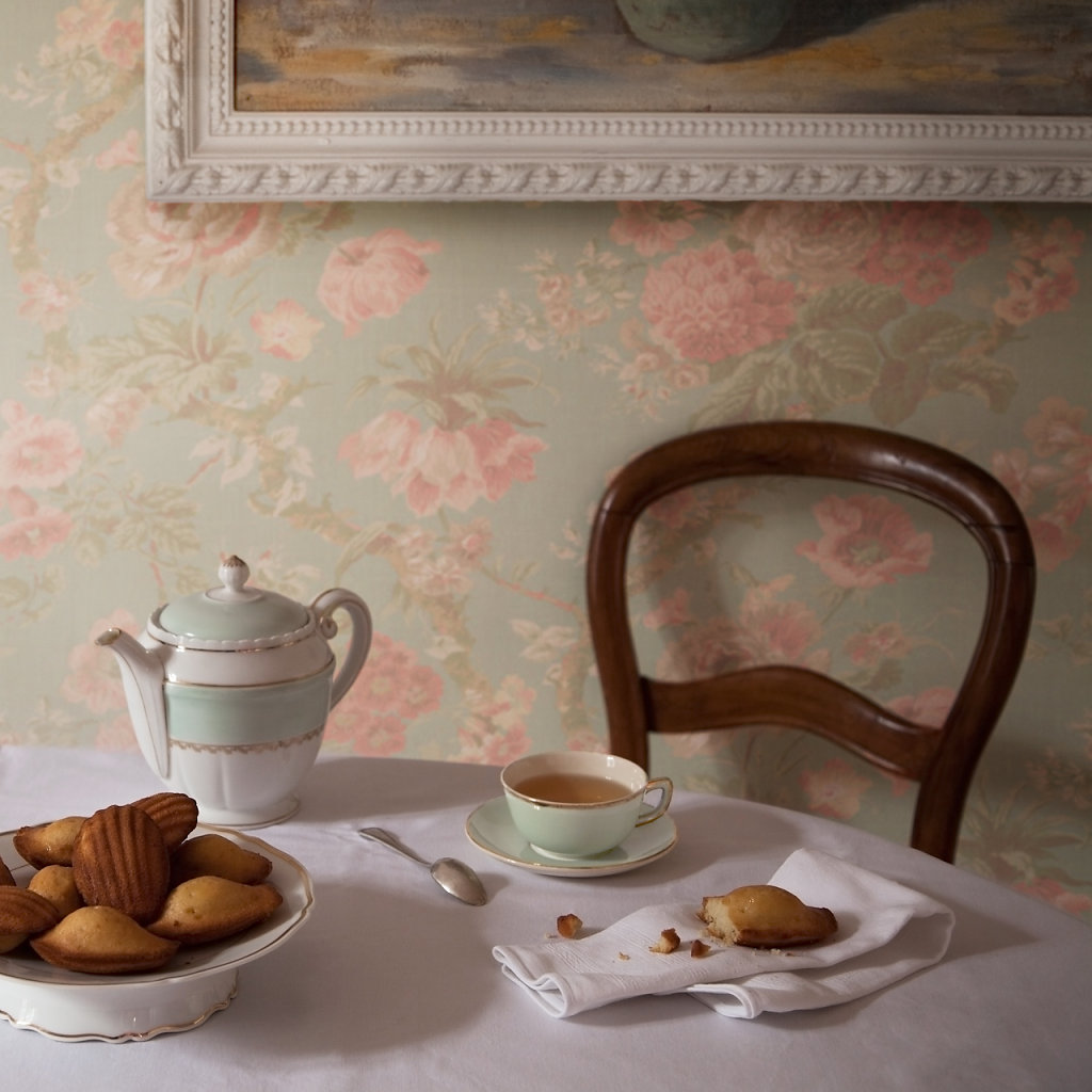 """© Charles Roux - Fictitious Feasts : """"Remembrance of Things Past""""  (Marcel Proust)"""