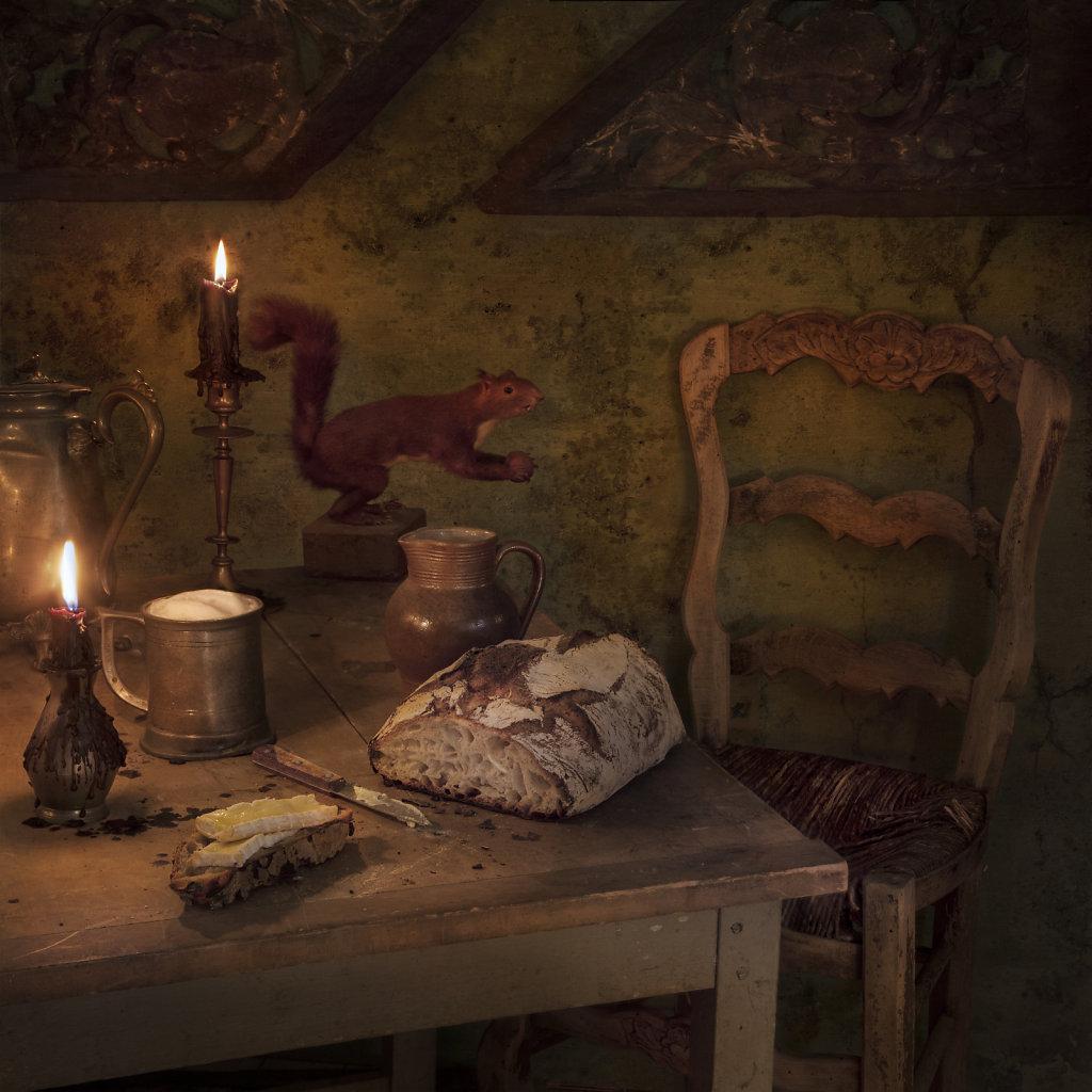 "© Charles Roux - Fictitious Feasts : ""Les Misérables"" by Victor Hugo"